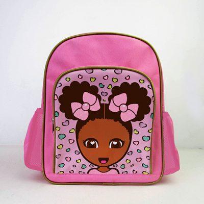 Miss Zee Cheetah-M Backpack