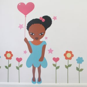 Miss Zee Wall Decals