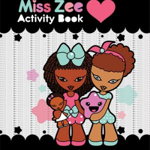 Miss Zee Activity Book