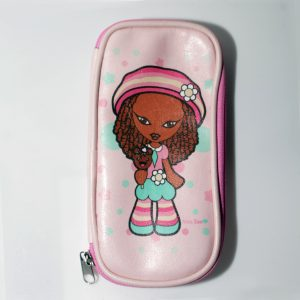 Miss Zee Loc Star Cosmetic/iPhone/Pencil Bag