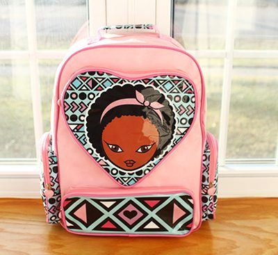 Miss Zee Tribal Backpack