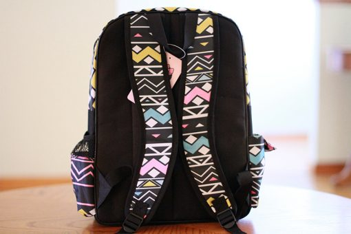 Miss Zee Star Tribal Backpack
