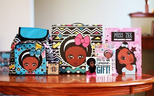 Miss Zee Subscription Box