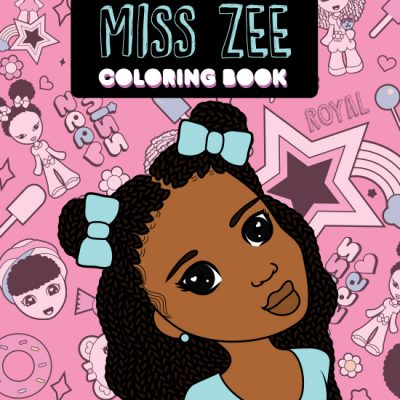 Natural Hair Coloring Book