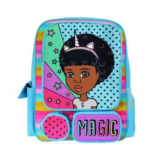Miss Zee Unicorn Magic Backpack